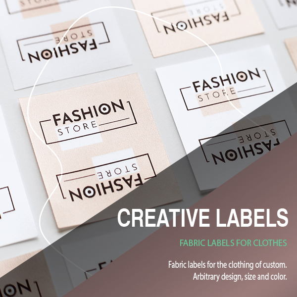 Creative labels 13