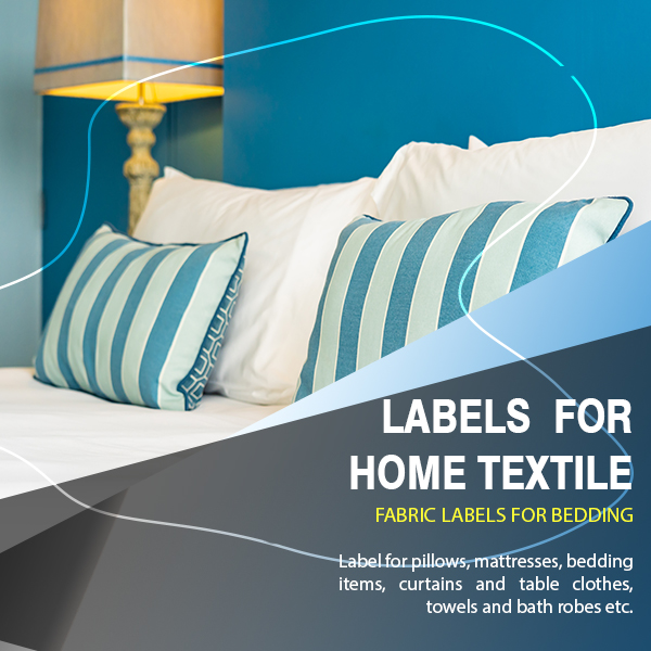 Labels for home textile 11