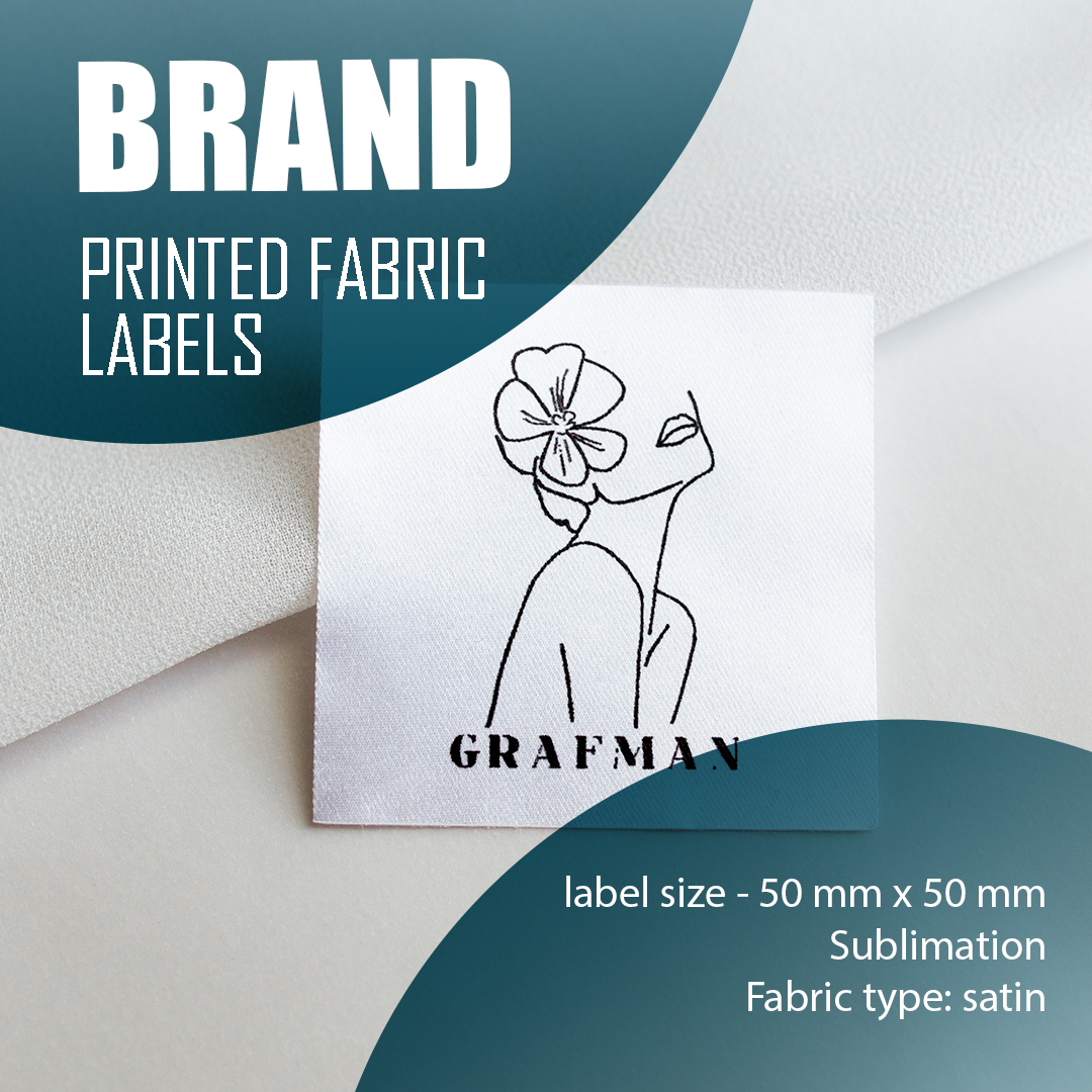 The label is branded with a logo. May contain additional information. Serves to emphasize the brand. 13