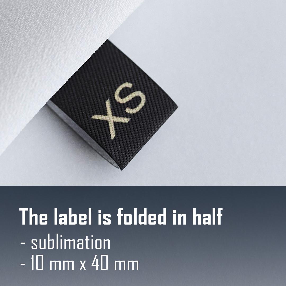 Black label - dimension 1