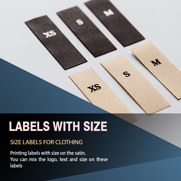 Labels with size 7