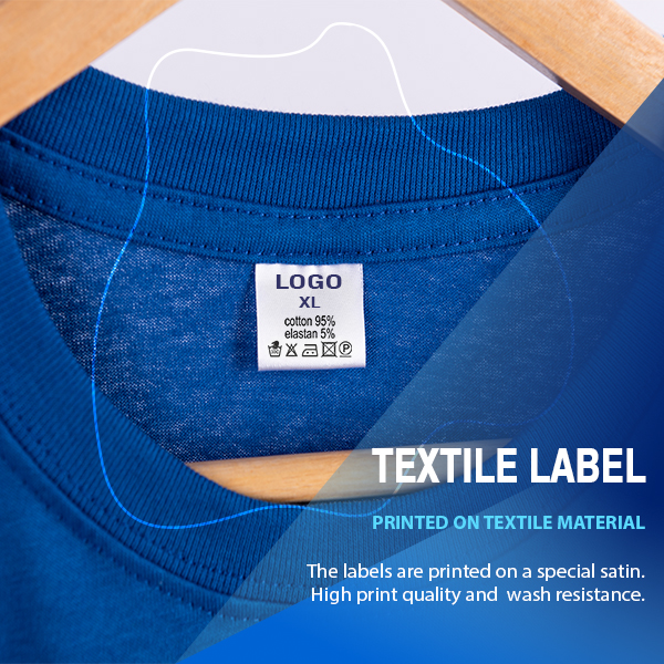 Do you sew a label for your products? 1